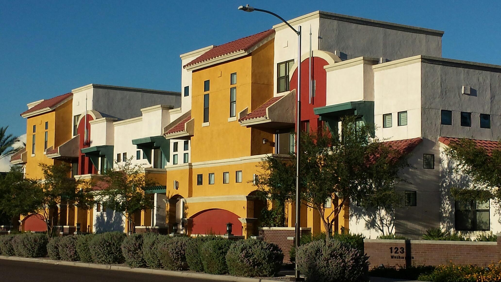123 N Washington Condos in Downtown Chandler   Phoenix ...